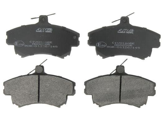 Тормозные колодки дисковые MINTEX арт. C1V014ABE
