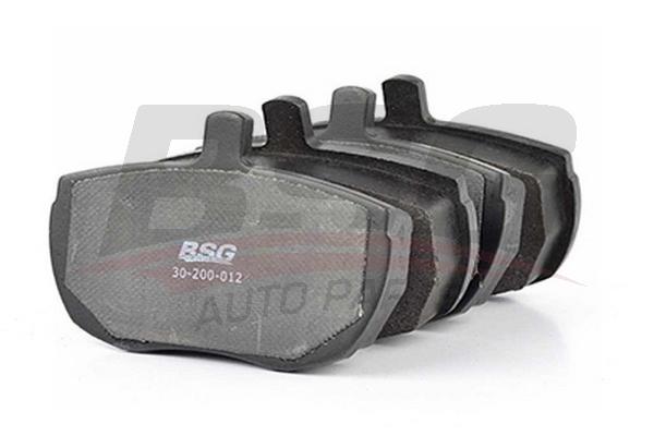 Тормозные колодки передние дисковые MINTEX арт. BSG 30-200-012
