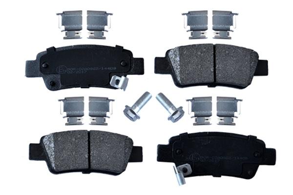 Тормозные колодки дисковые MINTEX арт. 55424