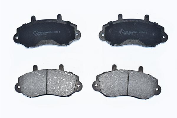Тормозные колодки передние дисковые MINTEX арт. 74529