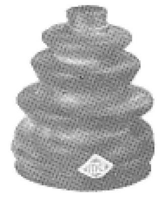 Пыльник шруса SPIDAN арт. 00493
