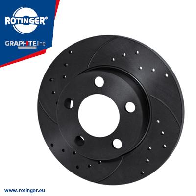Тормозной диск MINTEX арт. RT 1659-GL/T5
