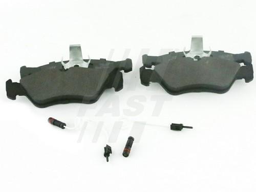 Тормозные колодки дисковые MINTEX арт. FT29018