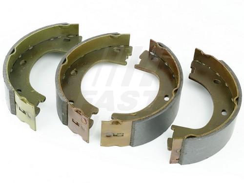 Комплект тормозных колодок MINTEX арт. FT30035