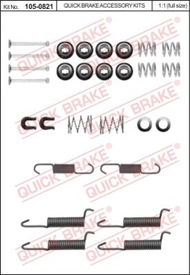 Тормозной шланг MINTEX арт. 1050821