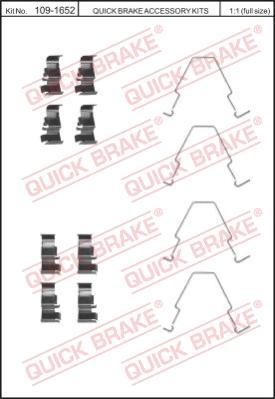Ремкомплект тормозных колодок MINTEX арт. 1091652