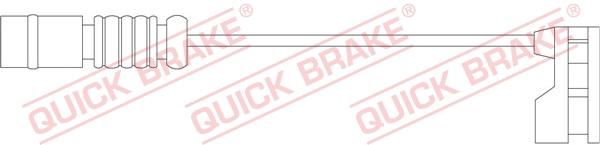 Датчик износа тормозных колодок MINTEX арт. WS0228A