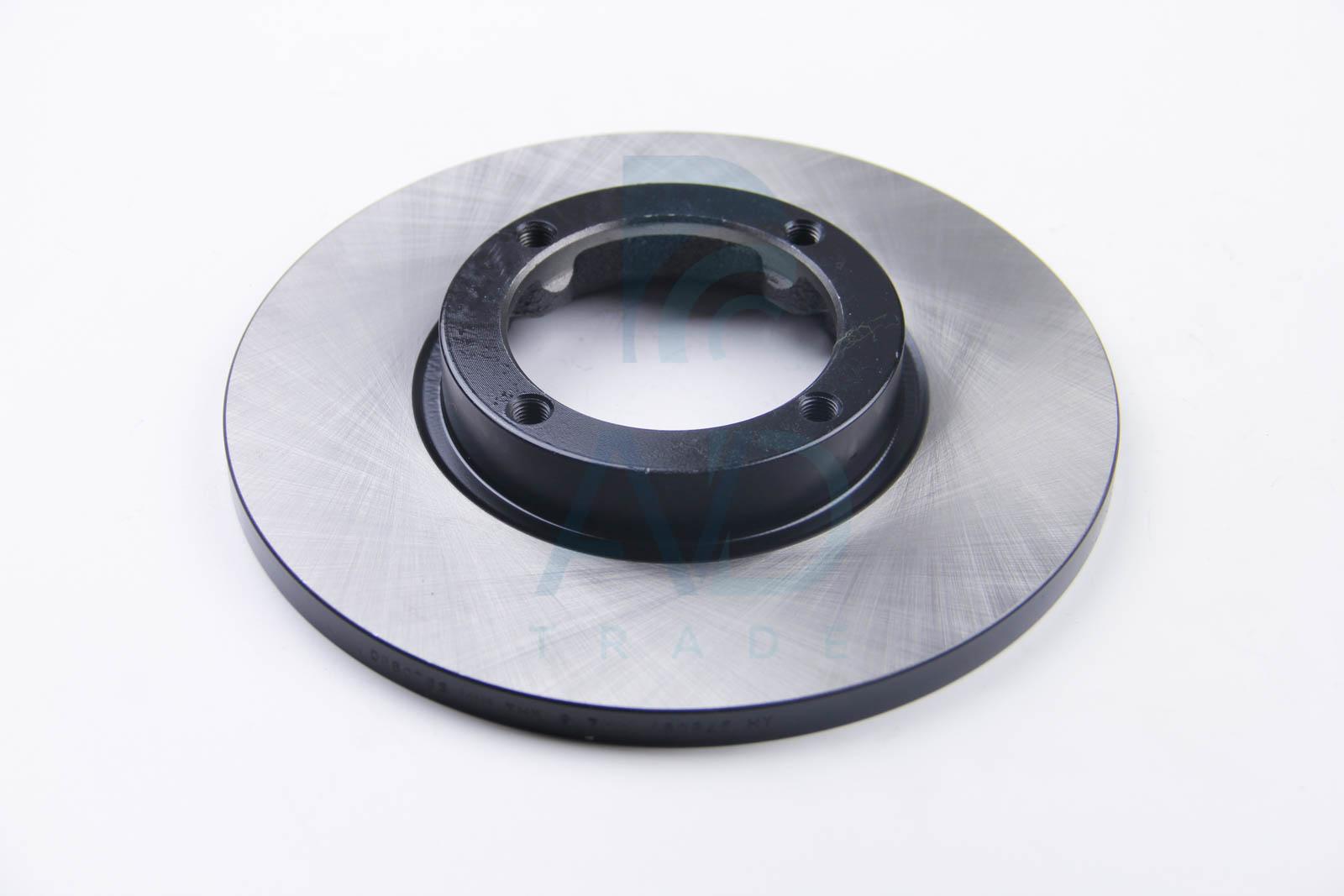 Тормозной диск передний MINTEX арт. DBB076S