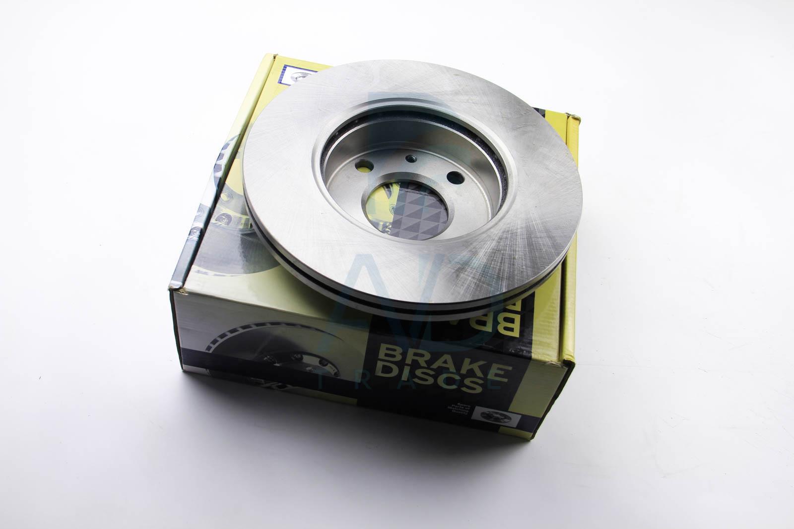 Тормозной диск передний MINTEX арт. DBB529V